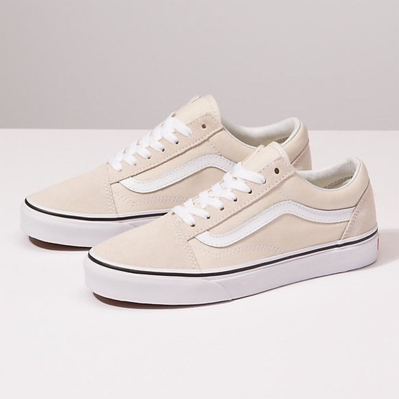 vans old skool creme